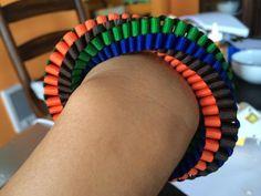 prayer ribbon bracelets