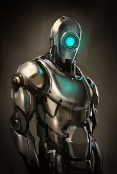 Why do robots need eye(s)?  Because they would not look as cool.  Humanoid robots are awesome.