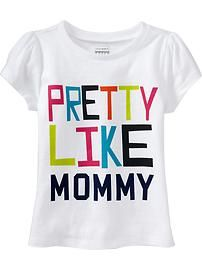 Toddler Girl Clothes: Tops New Arrivals | Old Navy