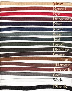 12 pieces 75  80 inch 55 inch or 25 inch laces by MorescaEtc