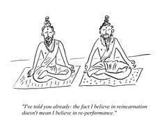 reincarnation & re-performance