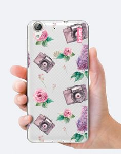 funda-movil-rose-camara Phone Cases, Watercolor, Collection, See Through, Mobile Cases, Pen And Wash, Watercolor Painting, Watercolour, Watercolors