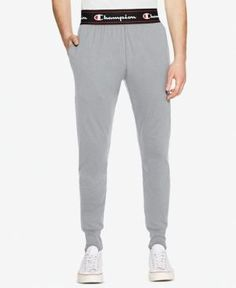 9b3a19f09 Champion Men's Exposed Waistband Sweatpants Men - All Activewear - Macy's