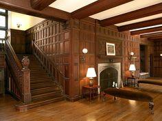 Morgan old mansion interior by techpro12, via Flickr