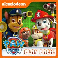 PAW Patrol, Play Pack by PAW Patrol