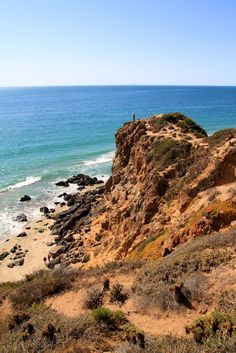 Point Dume in Malibu