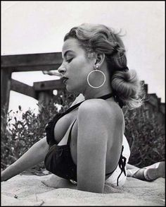 Eve Meyer (born Evelyn Eugene Turner; December 13, 1928 – March 27, 1977) was an American pin-up model, motion picture actress, and film producer. Much of her work was done in conjunction with sexploitation filmmaker Russ Meyer to whom she was married from 1952 to 1969. She was killed in the Tenerife airport disaster in 1977, the worst aviation disaster in history.
