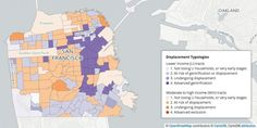 """The crisis is not yet half over,"" in the Bay Area, says researcher who created Urban Displacement Project maps."