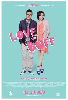 A romantic comedy that shows a slice of life in Hong Kong / China. Delightful and surprisingly semi-deep. (Movie #25, 4.17.2012, B+)