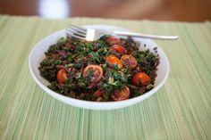 Kale Curtido Salad | fermentation recipe