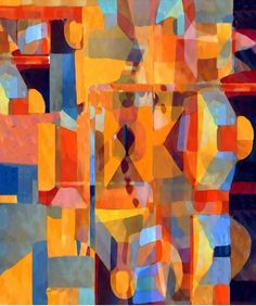 Paul Klee - Temple Garden