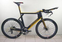 Bicicleta Culprit Legend, lo más sofisticado para Triatlón de largas distancias