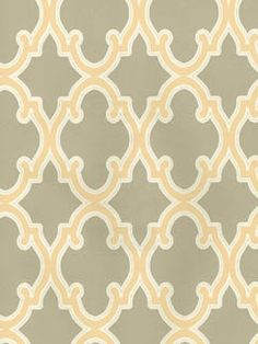 This peach and grey trellis pattern is clean and preppy. http://www.americanblinds.com/wallpaper/productid,66470# #wallpaper