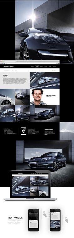 HOCHBURG | Staud Studios | #webdesign repinned by www.BlickeDeeler.de | Take a look at www.WebsiteDesign-Hamburg.de