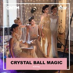 ???? ?????? ?????? ??????? ?? GNTM ??? ???????? ???????? Crystal Ball, Crystals, Formal Dresses, Style, Fashion, Dresses For Formal, Swag, Moda, Formal Gowns