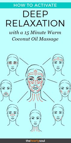The benefits of massage seem endless! So if you're thinking of massage therapy, you'll want to know this coconut oil massage for relaxation and more. therapy How to Activate DEEP Relaxation With a 15 Minute Warm Coconut Oil Massage Massage Tips, Face Massage, Massage Benefits, Massage Therapy, Lymph Massage, Deep Massage, Massage Room, Stone Massage, Yoga Poses