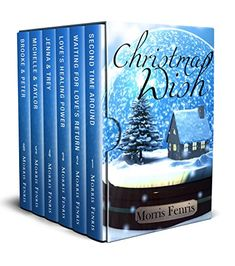 Soul stirring stories of faith, love and second chances. 6 Sweet Christmas Romance novels in this gripping box set from Amazon's No. 1 Best Selling author, Morris Fenris. Do you love stories that touch...