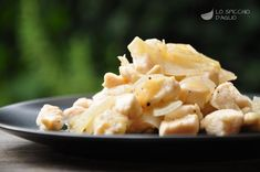 Pollo alle cipolle