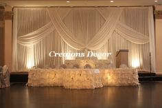wedding backdrops | ... June 23, 2012 Cathy backdrop – Wedding Chat | Creations Custom Decor