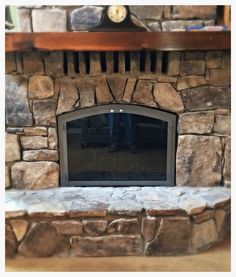 Fireplace Glass Doors, Lookout Mountain, Fire Places, Hearth, Southern, New Homes, Explore, House, Design