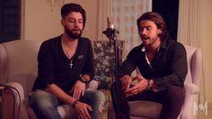 Munhoz e Mariano comemoram o sucesso de Estou Apaixonado