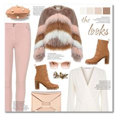 """""""animal instinct"""" by limass on Polyvore featuring Urbancode, Elizabeth and James, Citizens of Humanity, Banana Republic, Chanel and RadÃ"""