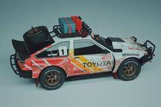 Toyota Corolla, Toyota Celica, Toyota Supra, Toyota Cars, Nissan Silvia, Rally Car, Road Rally, Delorean Time Machine, Trophy Truck