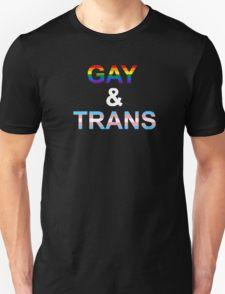 Gay & Trans T-Shirt