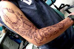 Sleeve Tattoo - 50  Cool Sleeve Tattoo Designs  <3 <3