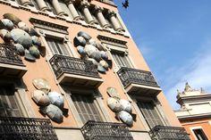 Barcelona | Las Ramblas | http://hallucilogenebylucile.blogspot.com