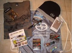 The Secret To Saving: FREE Scion Military Care Package!