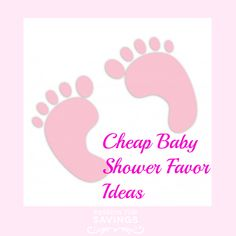 If you are planning a baby shower, be sure to check out these really awesome cheap baby shower favor ideas!