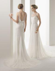 Soft by Rosa Clará Wedding Dresses 2014 - MODwedding