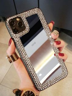 Girly Phone Cases, Ipod Cases, Diy Phone Case, Iphone Phone Cases, Phone Covers, Iphone Accessories, Computer Accessories, Apple Products, Swarovski