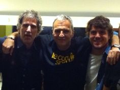 After- show con mis amigos Mikel y Dani, en el Auditorio Nacional