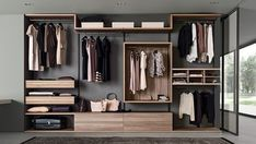 145 creative bedroom wardrobe design ideas that inspire on - page 3 > Homemytri. Wardrobe Design Bedroom, Bedroom Wardrobe, Wardrobe Closet, Walk In Closet Design, Closet Designs, Garderobe Design, Modern Closet, Modern Wardrobe, Dressing Room Design