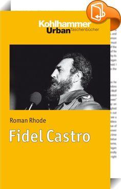 Fidel Castro    ::  Hoffnungsträger der Dritten Welt oder rücksichtsloser Despot? Fidel Castro, Máximo Líder der kubanischen Revolution, polarisiert wie kaum eine andere Figur des 20. Jahrhunderts. Er hat unzählige Mordanschläge, die Amtszeit von zehn US-Präsidenten und den Zusammenbruch der Sowjetunion überlebt. Diese Biografie zeigt, wie Castro seine charismatische Herrschaft im Spannungsfeld der Supermächte begründen, verfestigen und trotz aller Krisen bis in die Gegenwart ausbauen ...