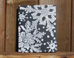 Items similar to Winter Snowflakes linocut block print card on Etsy Scandi Christmas, Christmas Crafts, Christmas Ideas, Linoprint, Linocut Prints, Xmas Cards, Making Ideas, Wall Art Prints, Block Prints