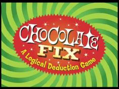 Think Fun Chocolate Fix Top Toy Review