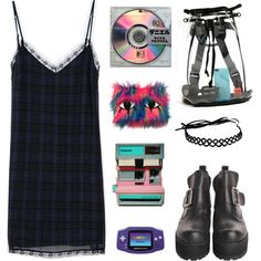 """""""clear"""" by decayy on Polyvore"""