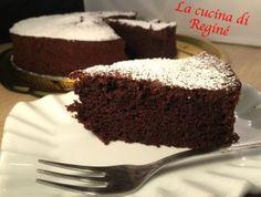 #Torta Nuvola Nera# La cucina di Reginé