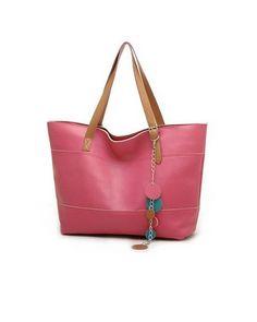 Women Shoulder Bags Totes Hobo Handbag Chain Pendants Sweet Cute - For Sale Check more at http://shipperscentral.com/wp/product/women-shoulder-bags-totes-hobo-handbag-chain-pendants-sweet-cute-for-sale-2/