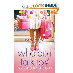 Who Do I Talk To? (Yada Yada House of Hope Series, Book 2)