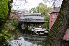 Riverboat, Leipzig