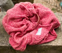 Ruby-Apricot Silk Indio RS, conversion by Geeky Sweetheart
