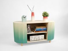 Discover Facet Shelving - Hidden Storage by on CROWDYHOUSE - ✓Unique Design Products Day Returns ✓Buyer Protection ✓Selected by Experts Extra Storage Space, Hidden Storage, Storage Spaces, Funky Design, Creative Design, Tv Furniture, Furniture Design, Painting Shelves, Floating Nightstand