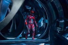 Red Ranger Power Rangers Mystic Force, Power Rangers 2017, Power Rangers Movie, Go Go Power Rangers, Red Ranger 2017, Green Power Ranger, Power Rengers, Tommy Oliver, Right In The Childhood