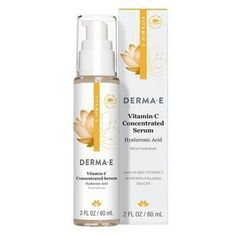 Vitamin C Serum can help brighten and retexturize your face. Learn more about the benefits of DERMA E's vitamin C serum & how to include it in your skin care routine! Vitamin A, Best Vitamin C Serum, Skin Care Regimen, Skin Care Tips, Skin Tips, Vitamin C Pulver, Best Face Serum, Hair Serum, Uneven Skin Tone