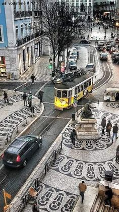 Lisboa - Chiado #Portugal Places In Portugal, Visit Portugal, Portugal Travel, Spain And Portugal, Places To Travel, Places To Go, Portuguese Culture, Algarve, Beautiful Places To Visit