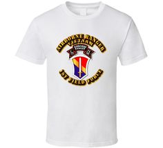 SOF - Vietnam - C Co 75th Ranger - 1st Field Force T Shirt